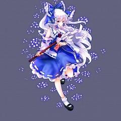 Blue Reimu