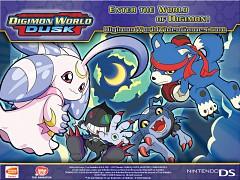 Digimon World Dawn Dusk