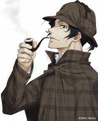 Sherlock Holmes (Yuukoku no Moriarty)