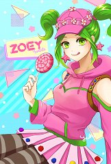 Zoey (Fortnite)