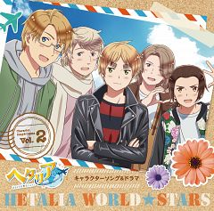 Hetalia: World★Stars