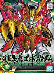 Zhang Fei God Gundam