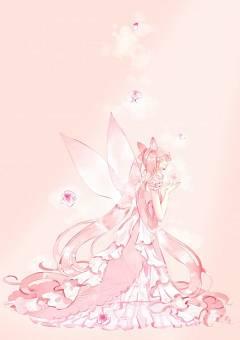 Princess Usagi Small Lady Serenity