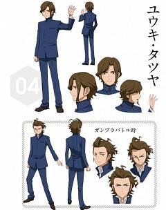 Yuuki Tatsuya (Gundam Build Fighters)