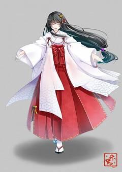Female Saniwa (Touken Ranbu)