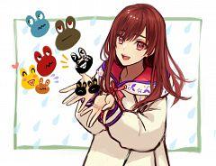 Female Protagonist (Mahoutsukai no Yakusoku)