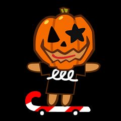 Skater Cookie