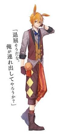 Nello (Shiro to Kuro no Alice)