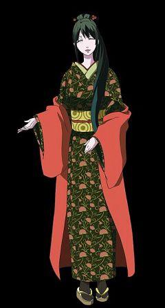 Koura (Fukigen na Mononokean)