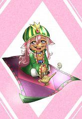 Dora-med III (Personification)