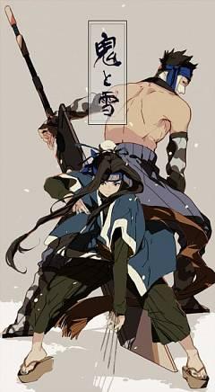 Momochi Zabuza Mobile Wallpaper Zerochan Anime Image Board