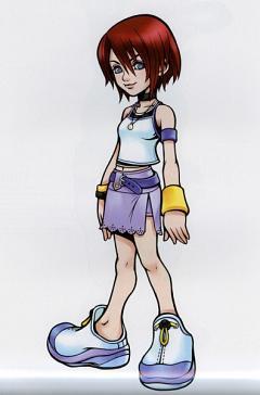 Kairi (Kingdom Hearts)