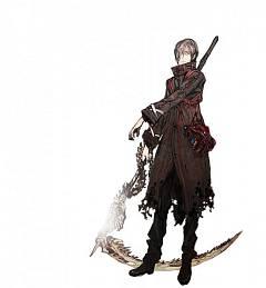 Scythe Man (Ikenie to Yuki no Setsuna)
