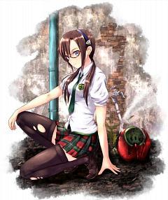 Makinami Mari Illustrious
