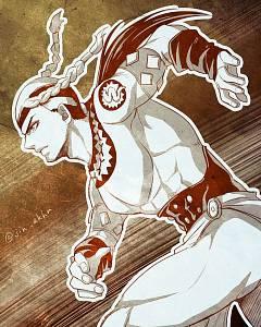 Sandman (Steel Ball Run)