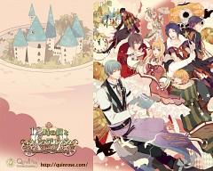 The 12 O'clock Bell And Cinderella ~halloween Wedding~