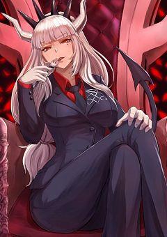 Lucifer (Helltaker)