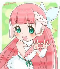 Pink Fairy Armadillo (Kemono Friends)