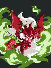 Pitaya Dragon Cookie