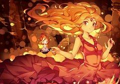 Flame Princess