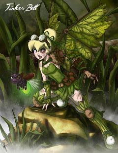 Tinkerbell (Peter Pan)
