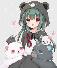 Yuna (Kuma Kuma Kuma Bear)