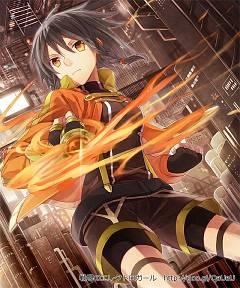 Wretched Arm (Senjou no Electro Girl)