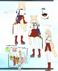 Saber (Fate/EXTRA CCC Fox Tail)