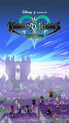 Kingdom Hearts χ
