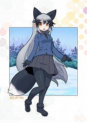 Silver Fox (Kemono Friends)