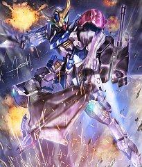 ASW-G-08 Gundam Barbatos Lupus