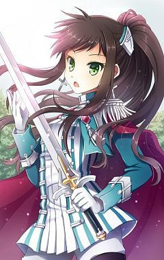 Saint Sword Girl