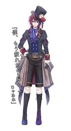 Kanon (Shiro to Kuro no Alice)