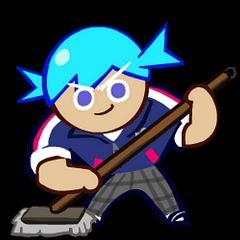 Ice Candy Cookie (Hockey Team Captain)