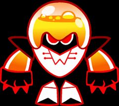 Ion Cookie Robot (Red Dread)