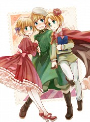 Axis Powers: Hetalia
