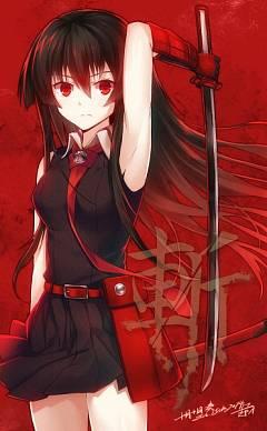 Akame (Akame ga Kill!)
