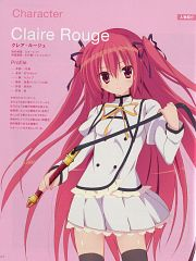 Claire Rouge