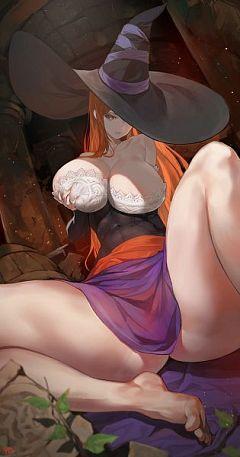 Sorceress (Dragon's Crown)