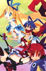 Netherworld Battle Chronicle Disgaea