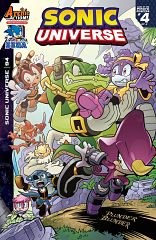 Sonic the Hedgehog (Archie Comic Series)