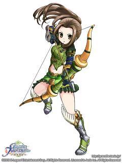 Archer (Grand Fantasia)