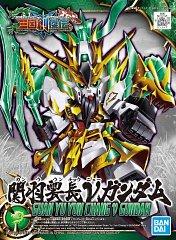 Guan Yu ν Gundam