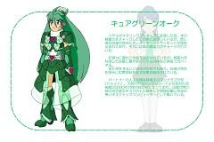 Cure Green Oak