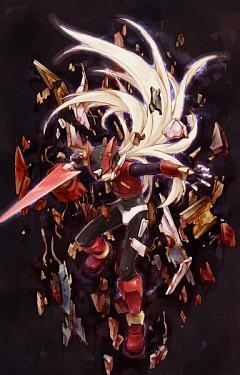 Omega (Megaman Zero)