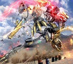 ASW-G-08 Gundam Barbatos Lupus Rex