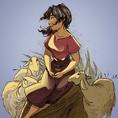 Miriam (The Prince of Egypt)