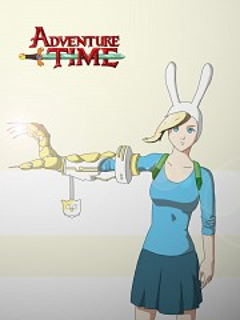 Fionna the Human Girl