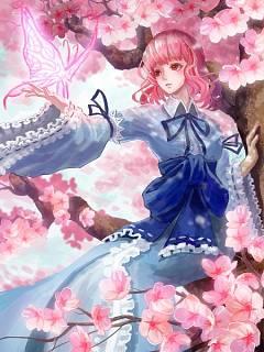 Saigyouji Yuyuko (Living)