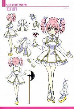 Pino (Jashin-chan Dropkick)